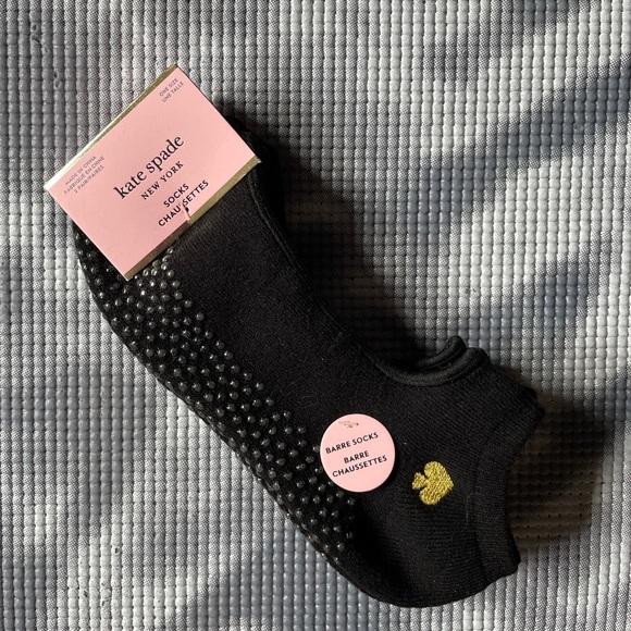 Kate spade ballet/barre socks